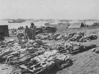 前へ 「硫黄島の戦い」における写真の記録。栗林忠道中...