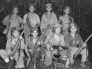 THE LEATHERNECK FAN-海兵隊の歴...