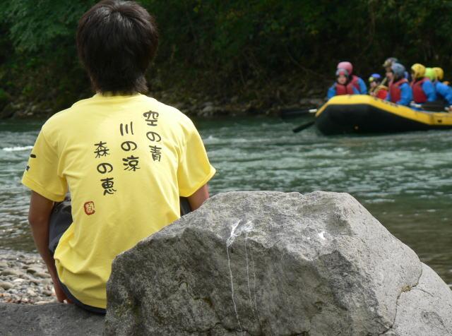 十勝川で遊ぶTOM とかちアウトドアメイツ